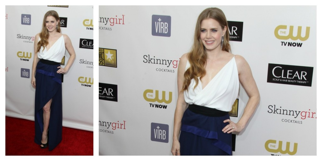 Amy Adams at the 18th Annual Critics' Choice Movie Awards