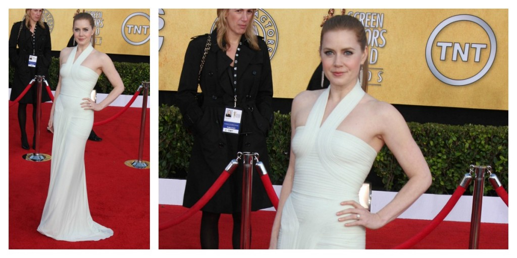 Amy Adams at the 17th Annual Screen Actors Guild Awards