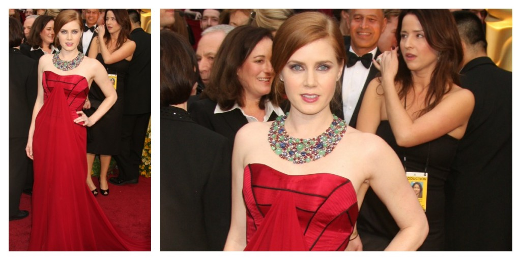 Amy Adams at the 81st Academy Awards