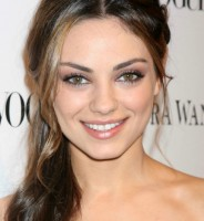 Mila Kunis Will Make a Gorgeous Bride!
